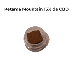 résine Ketama 15%