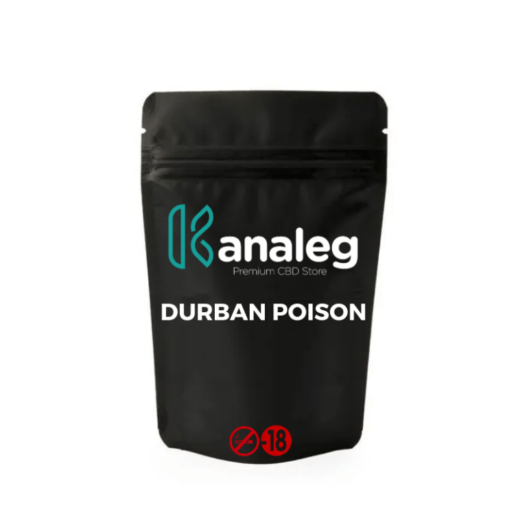 Fleur de CBD - Durban Poison