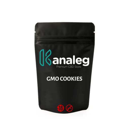Emballage Fleur CBD GMO Cookies