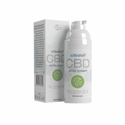 creme cbd acne aczedol