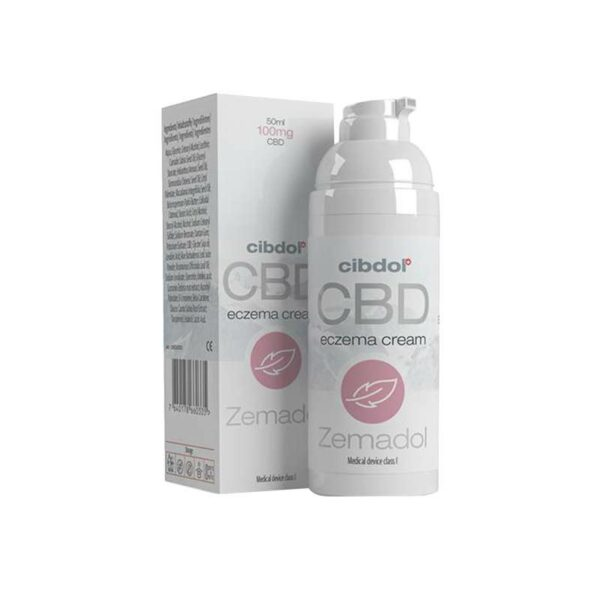 Zemadol creme cbd eczema
